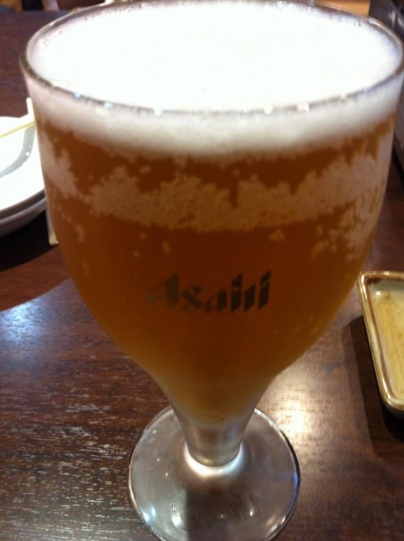 焼肉 山ちゃん ビール