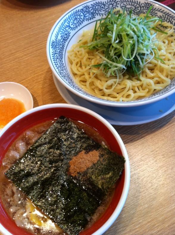 丸源 肉そばつけ麺