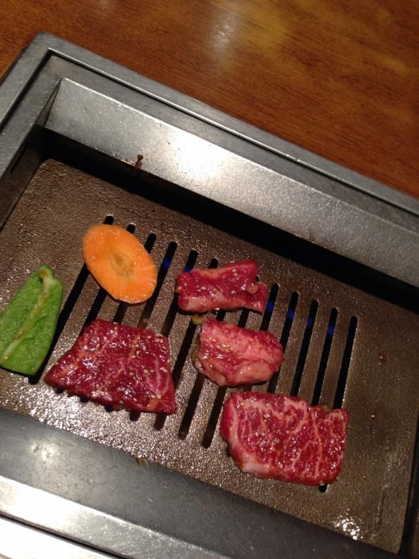 焼肉 上野太昌園 肉
