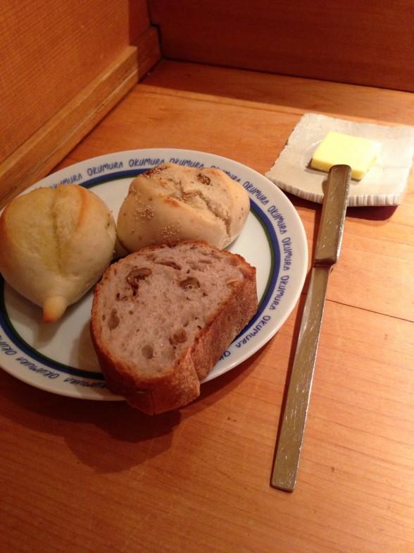 祇園おくむら パン