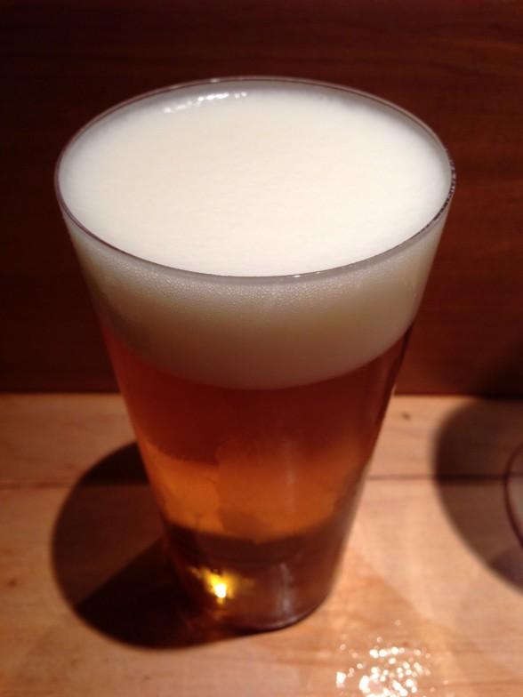 祇園おくむら ビール