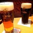 エビスバー京都ヨドバシ店 シャンディガフ・黒ビール