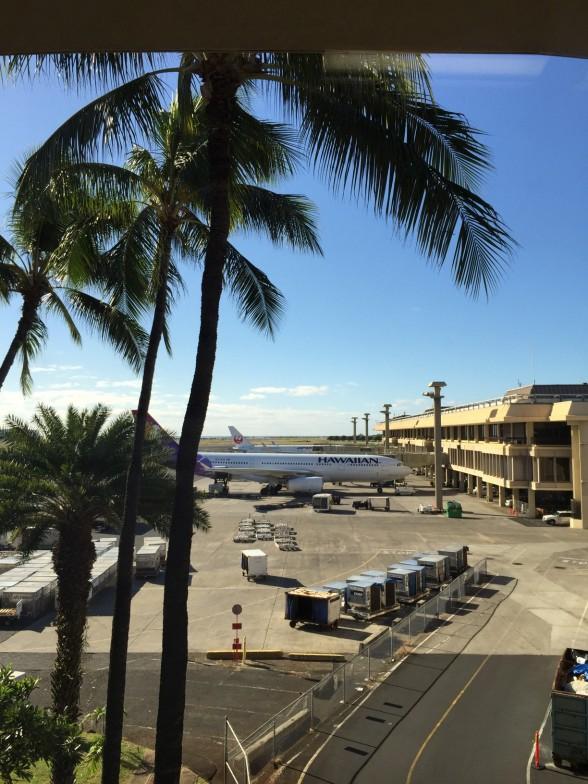ハワイアン航空 空港