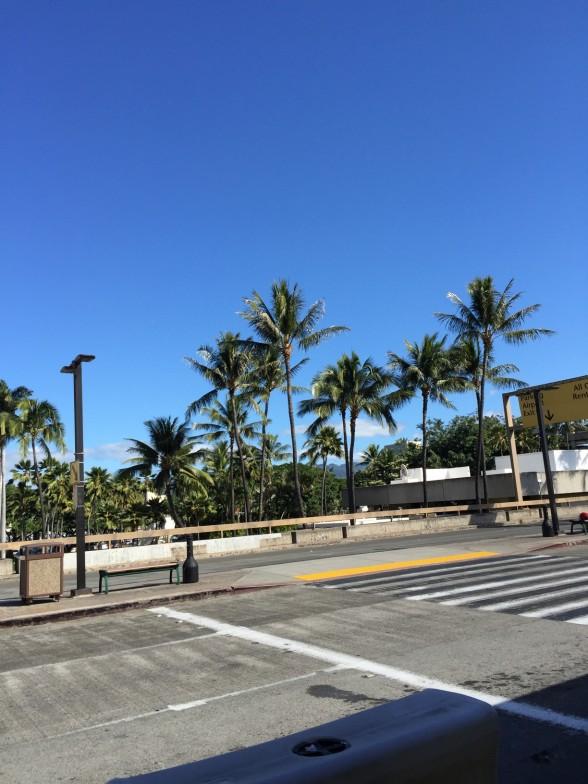 ハワイ 空港