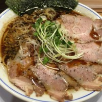 新大阪駅新なにわ大食堂 麺やマルショウ/フットサルの後の昼食に