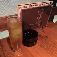 亀岡駅前のバーTRYST〜トリスト〜で二次会飲み