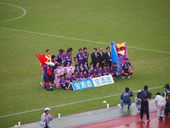京都サンガの選手