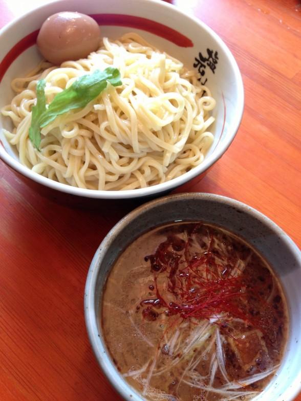 京都塩元帥 つけ麺