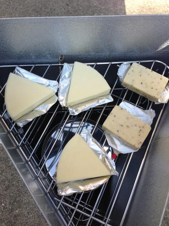 スモーカーにチーズ