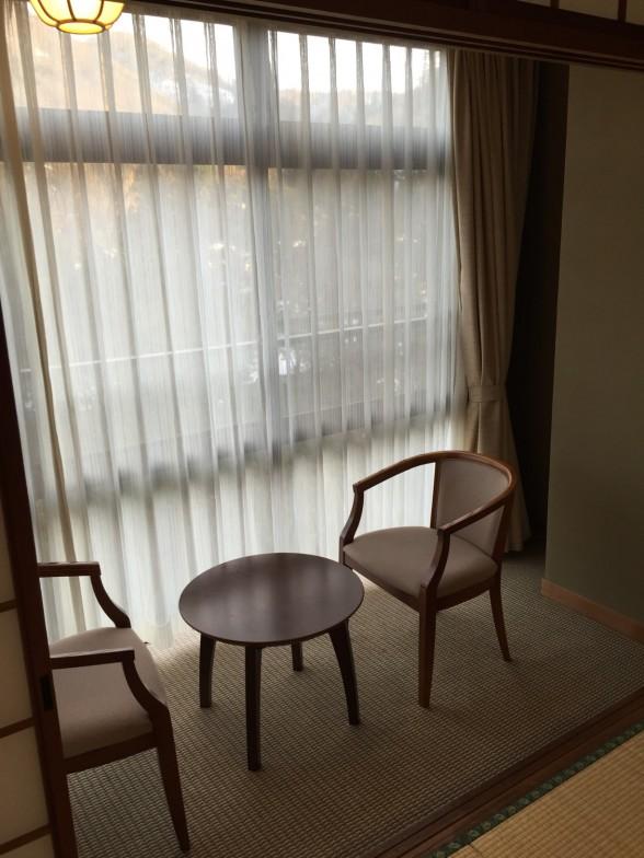 客室の一部