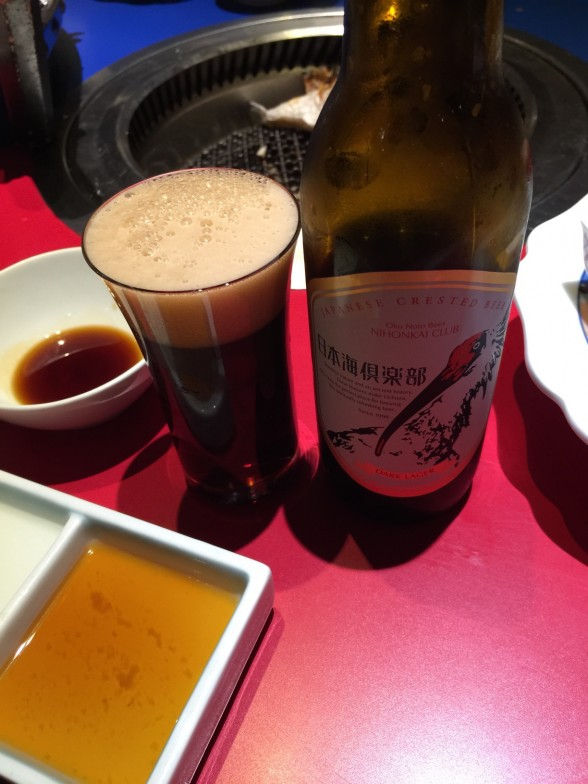 日本海倶楽部ビール