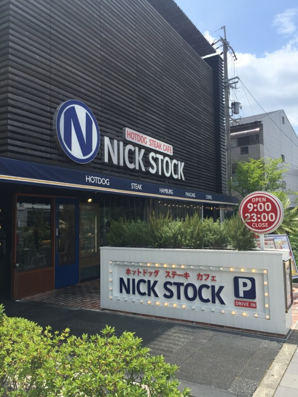 NICK STOCK(ニックストック) 外観